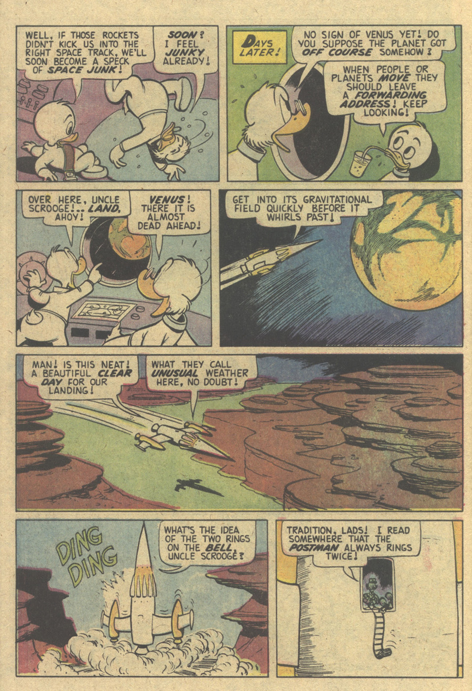 Uncle Scrooge (1953) Issue #154 #154 - English 10