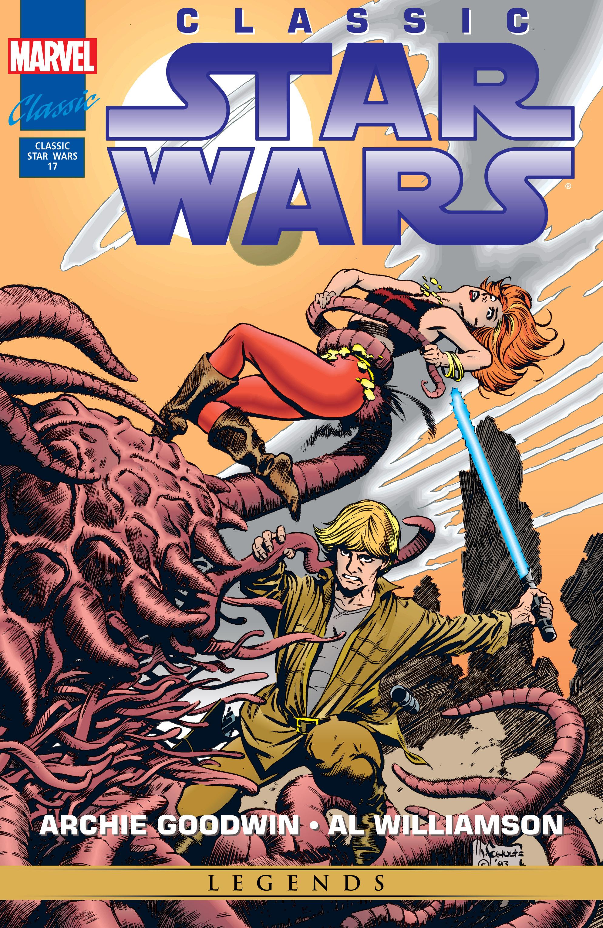 Classic Star Wars #17 #17 - English 1