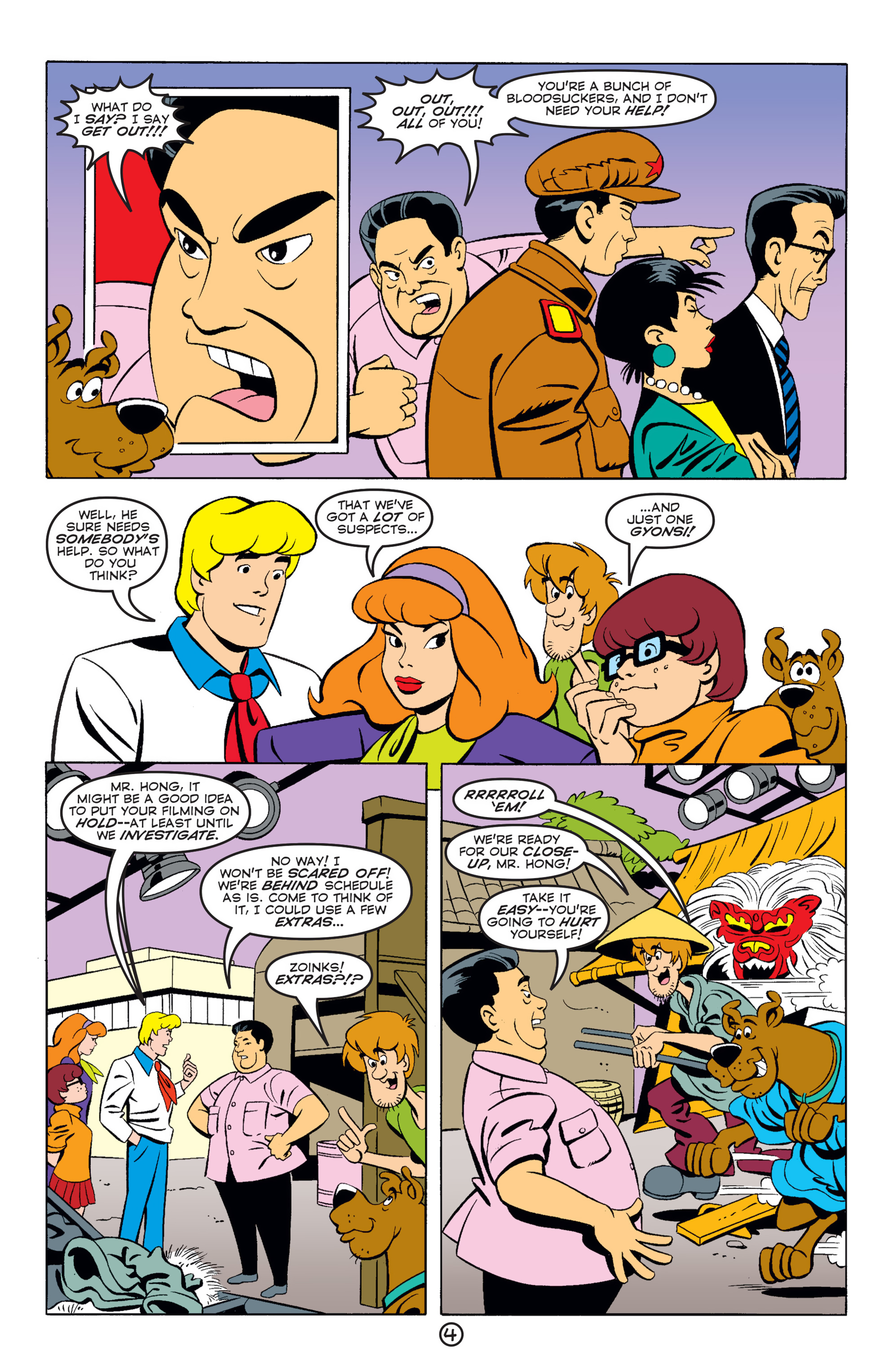 Read online Scooby-Doo (1997) comic -  Issue #59 - 5