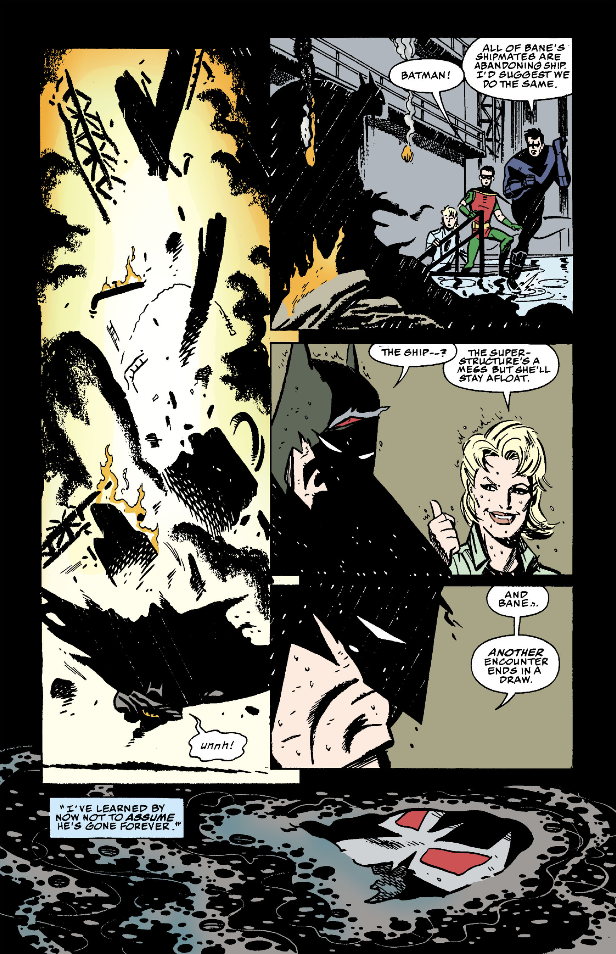 Read online Batman: Bane comic -  Issue # Full - 47