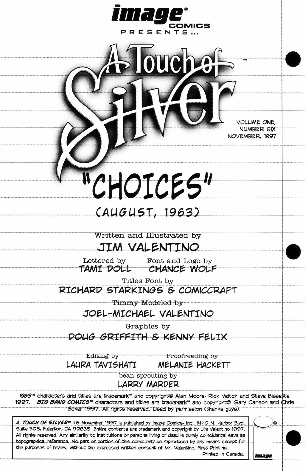 A Touch of Silver 6 Page 2