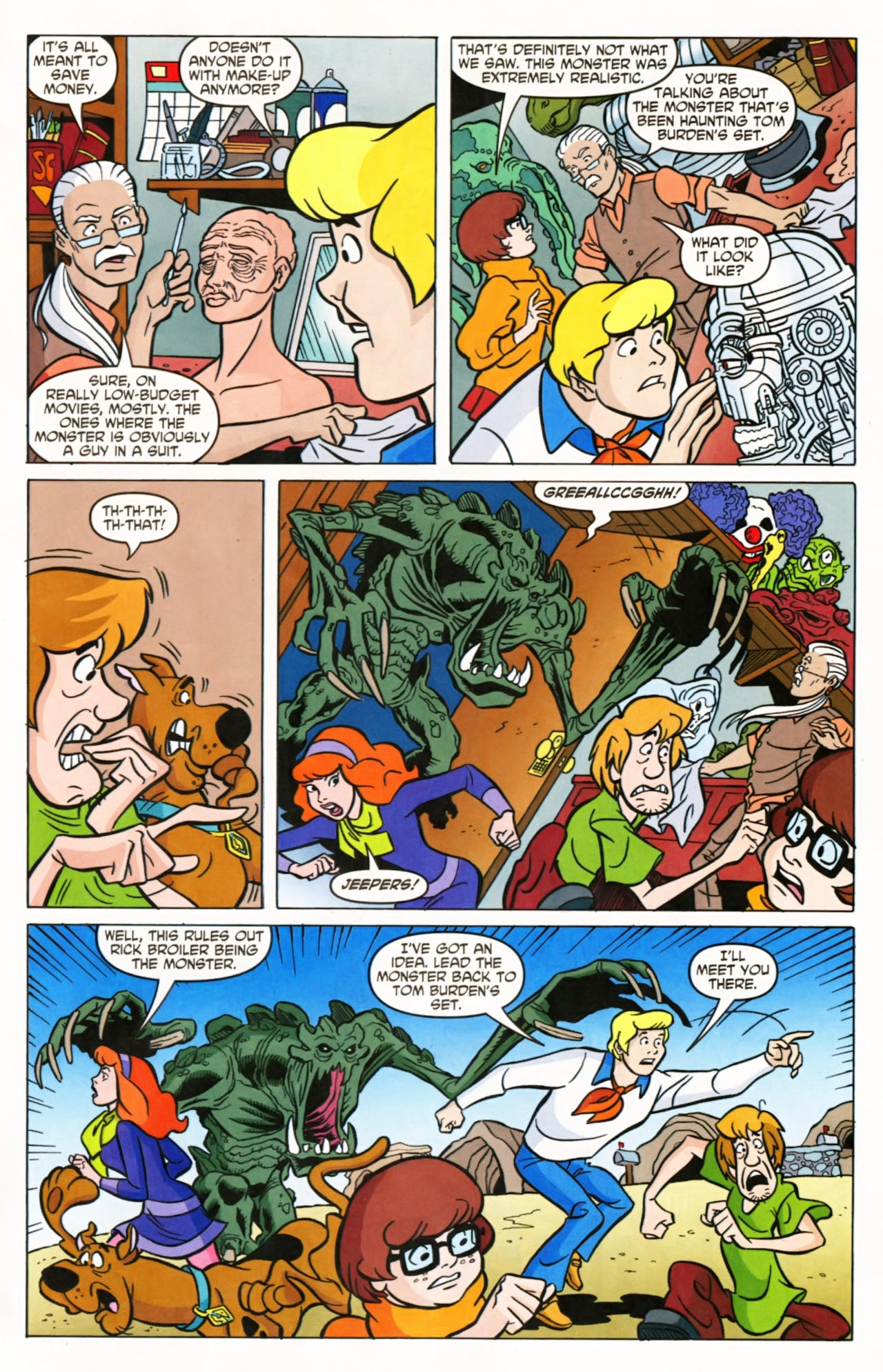 Read online Scooby-Doo (1997) comic -  Issue #145 - 11