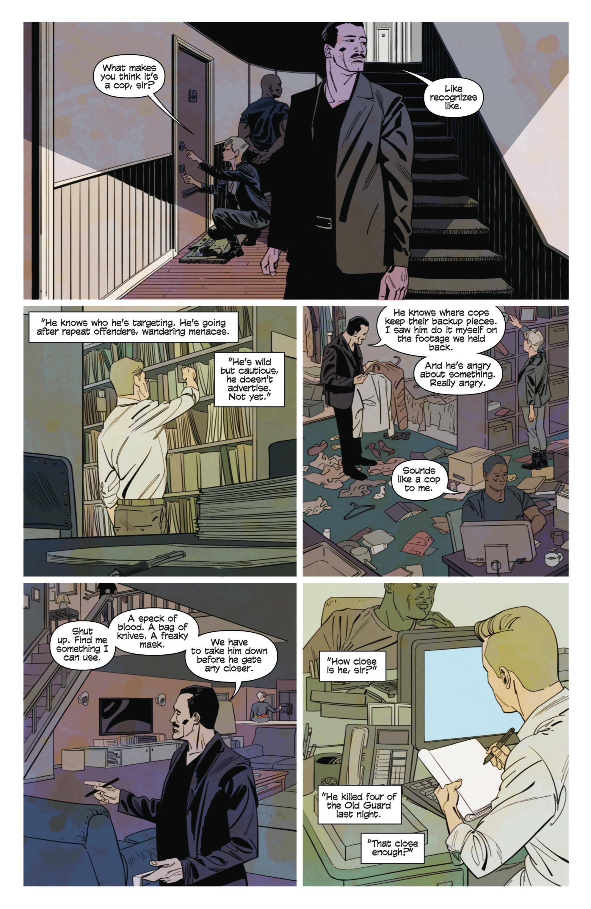 Read online Demonic comic -  Issue #3 - 9