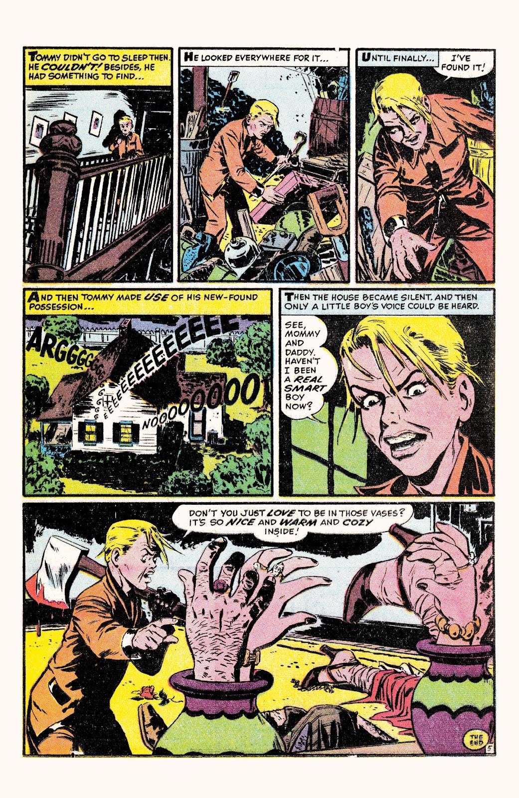Haunted Horror Issue #13 #13 - English 47