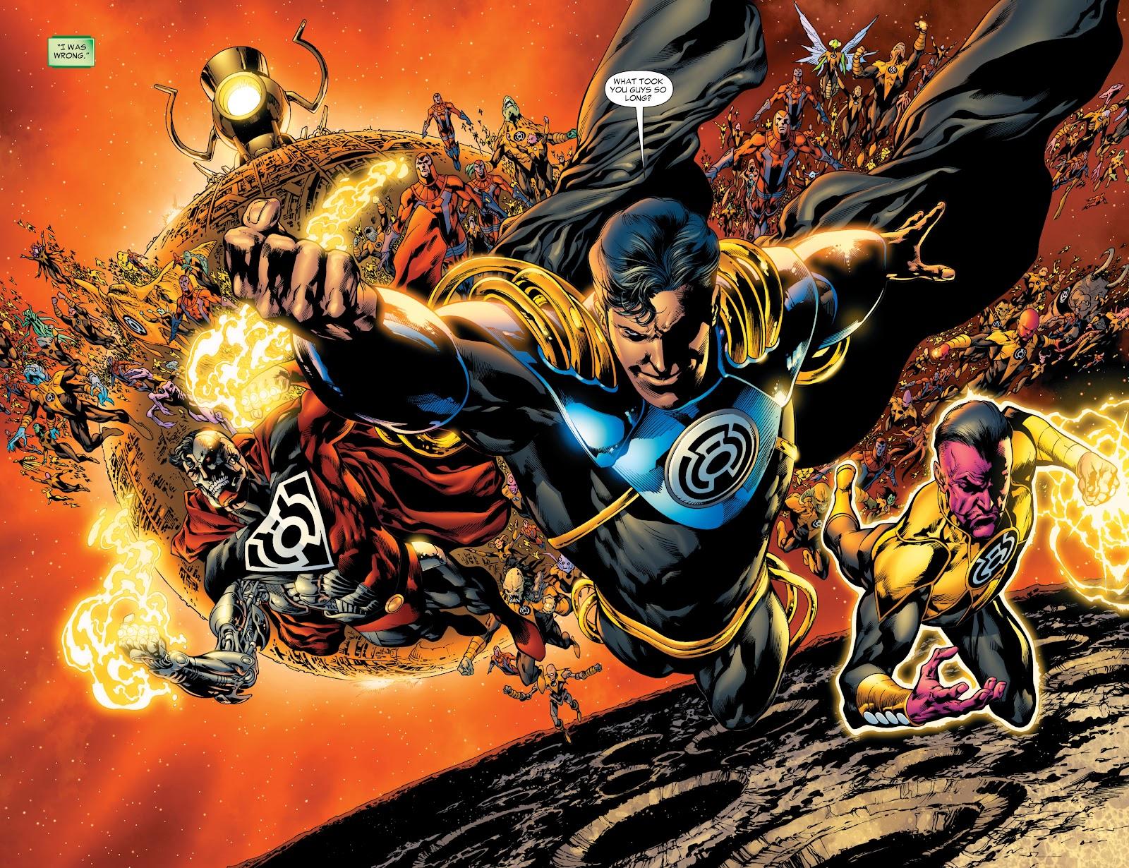 Green Lantern: The Sinestro Corps War Full #1 - English 183