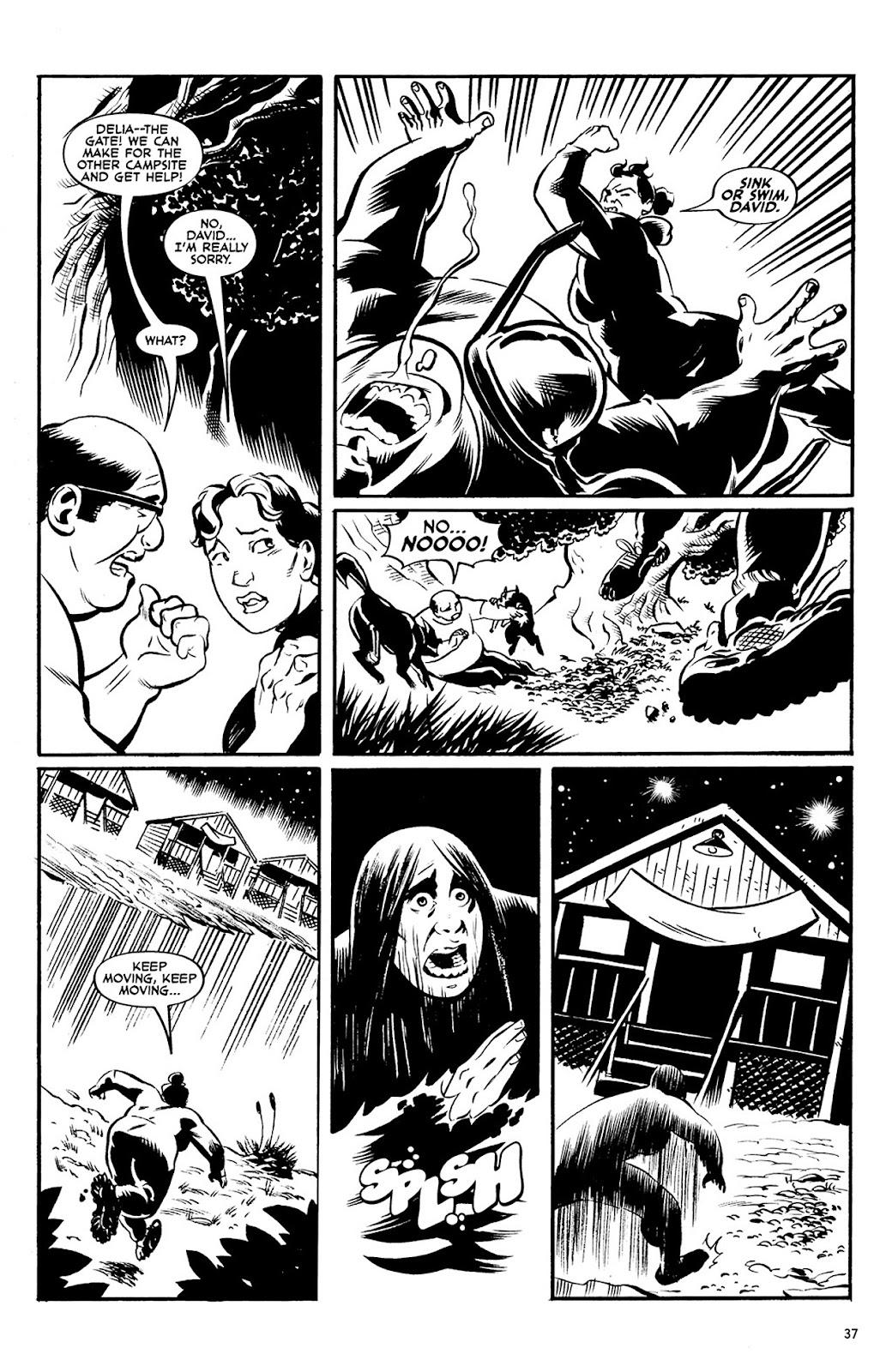 Creepy (2009) Issue #1 #1 - English 39