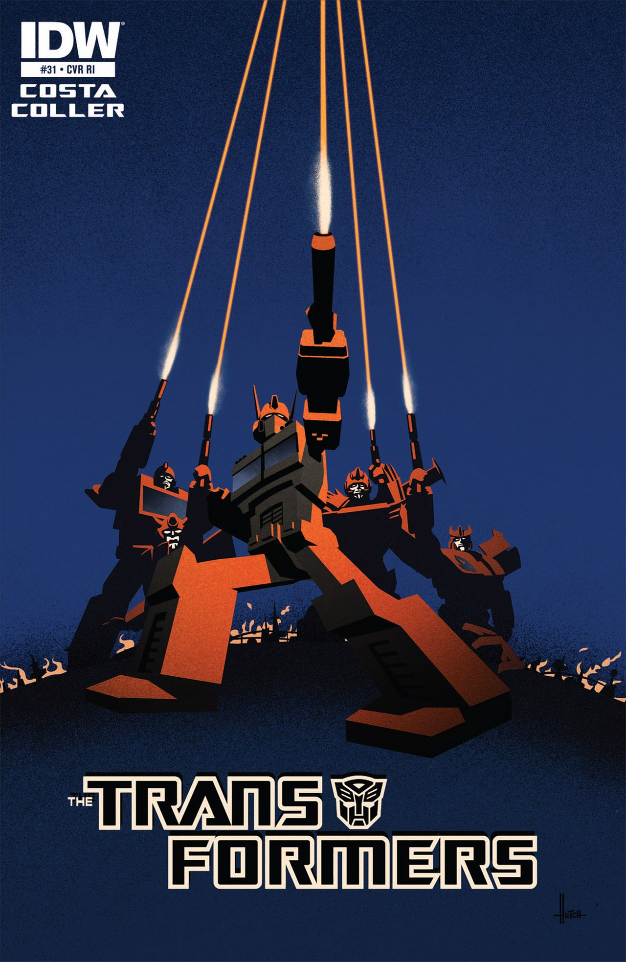 The Transformers (2009) chap 31 pic 3