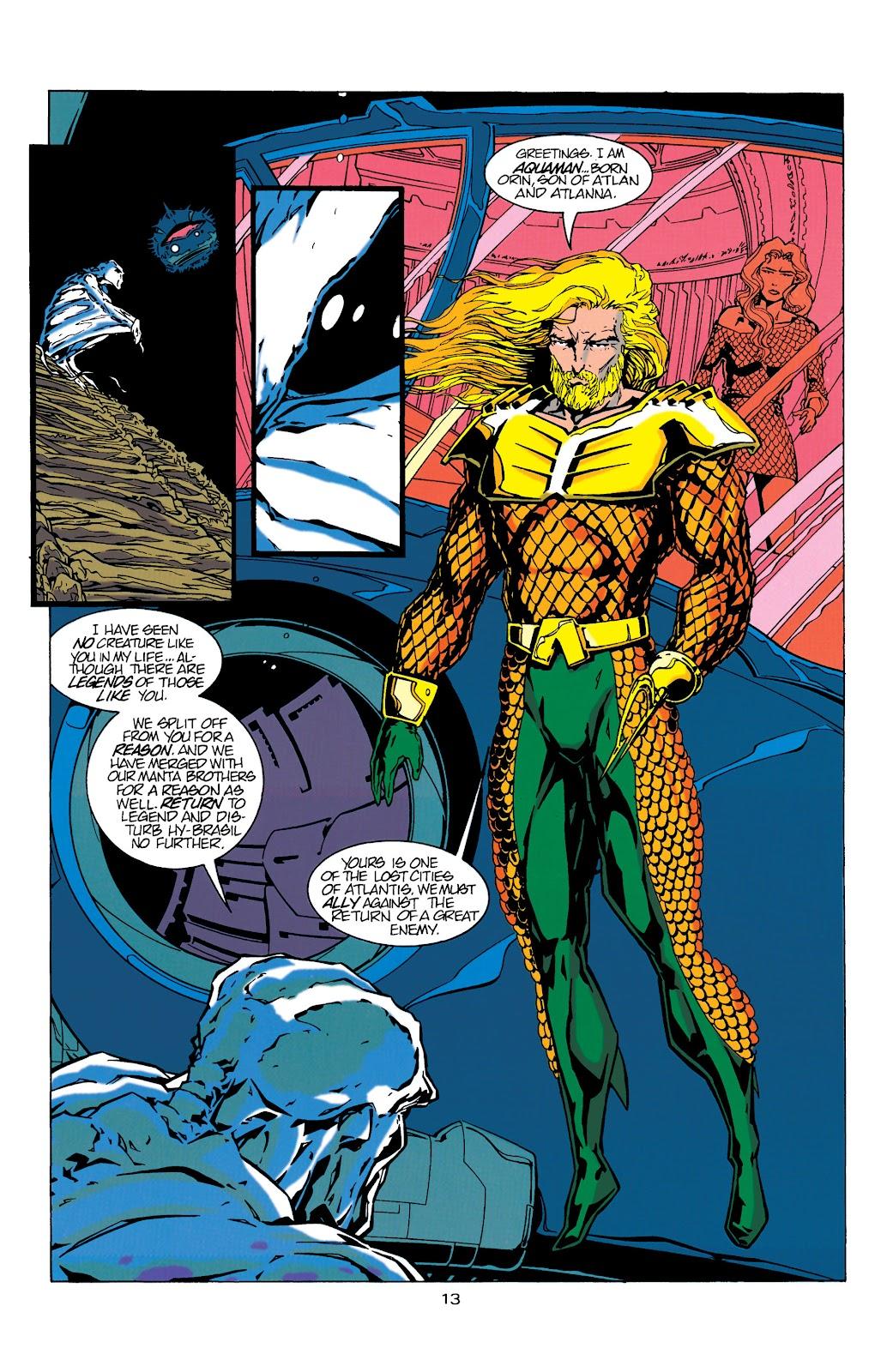 Aquaman (1994) Issue #17 #23 - English 14