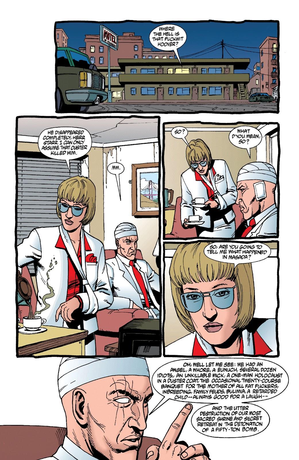 Preacher Issue #27 #36 - English 8