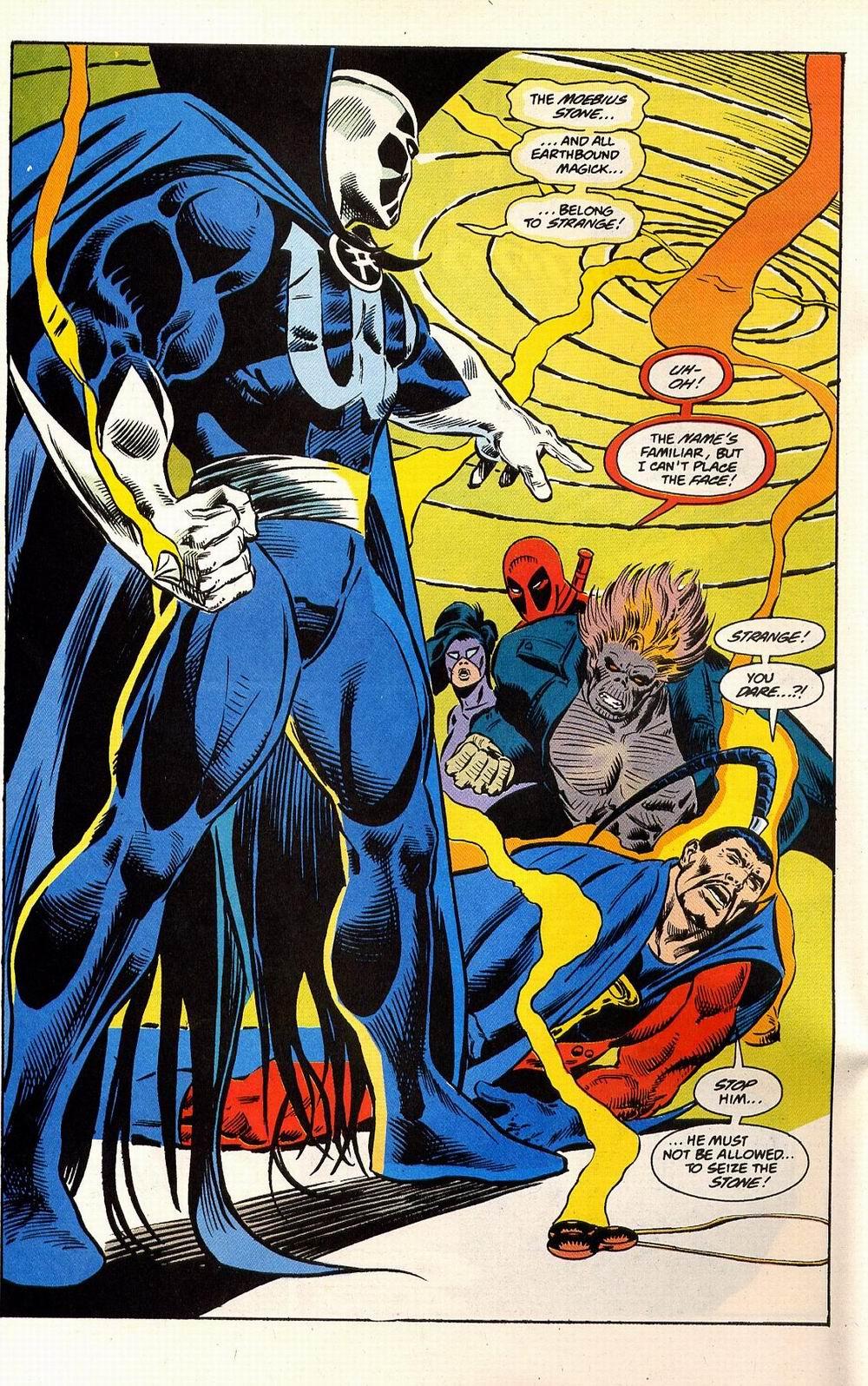Read online Secret Defenders comic -  Issue #17 - 15