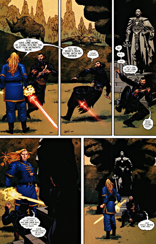 Read online Scion comic -  Issue #37 - 21