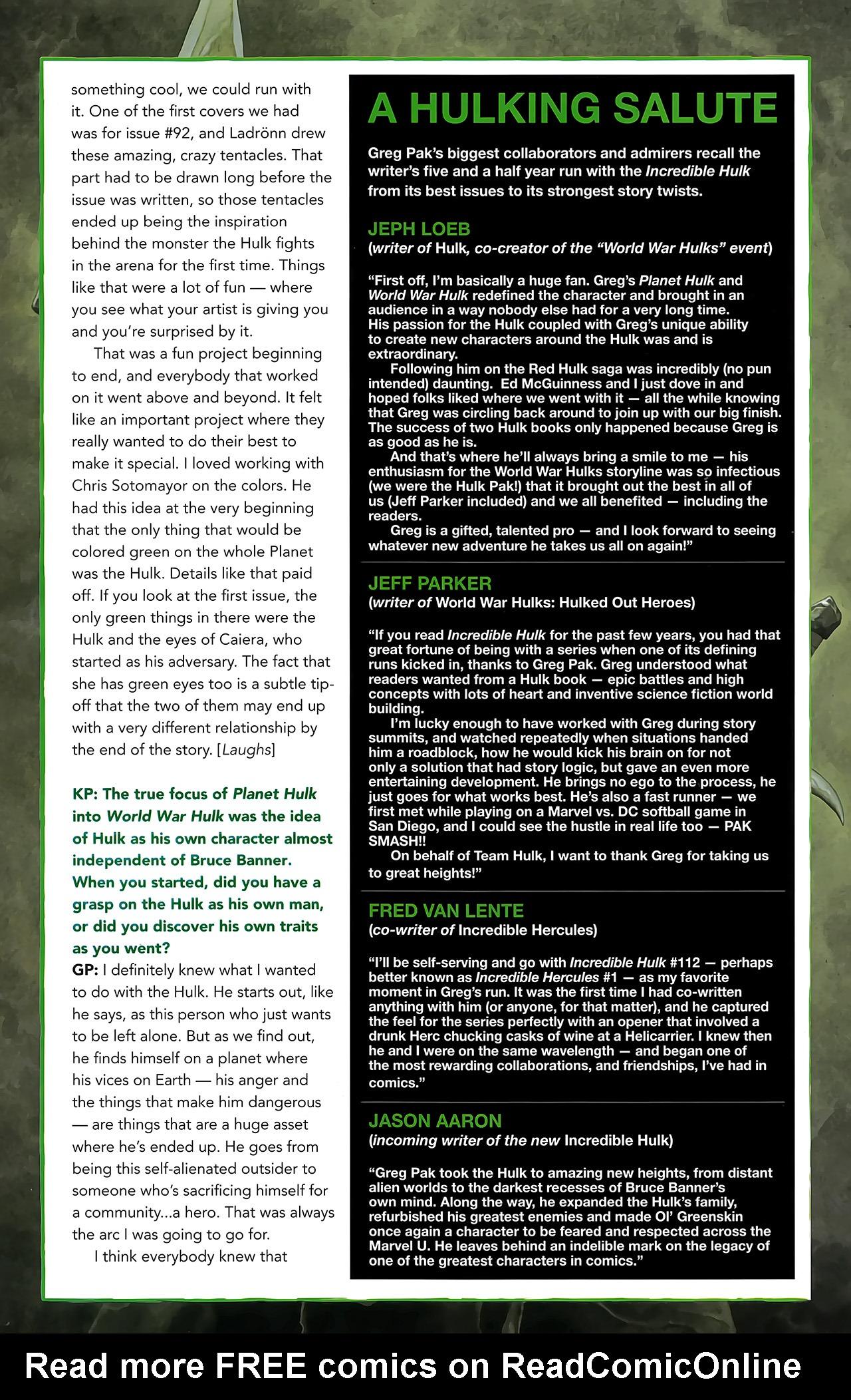 Incredible Hulks (2010) #635 #26 - English 39
