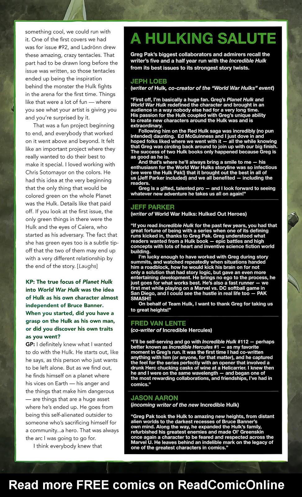 Incredible Hulks (2010) Issue #635 #25 - English 39