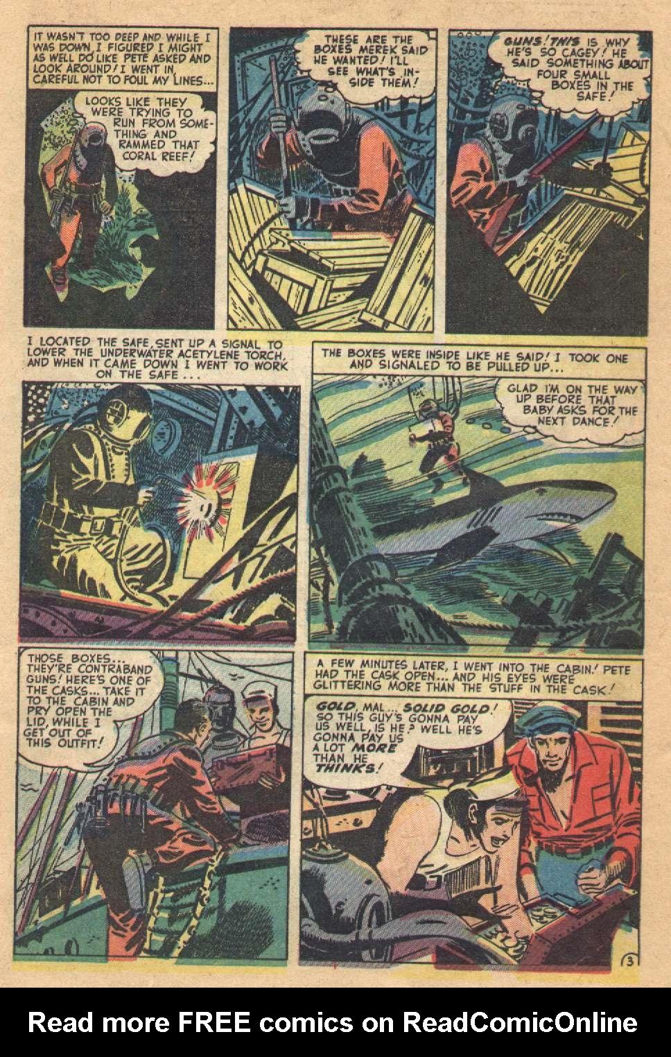 Sub-Mariner Comics #36 #36 - English 20