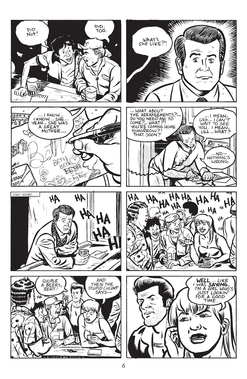 Stray Bullets Issue #22 #22 - English 8