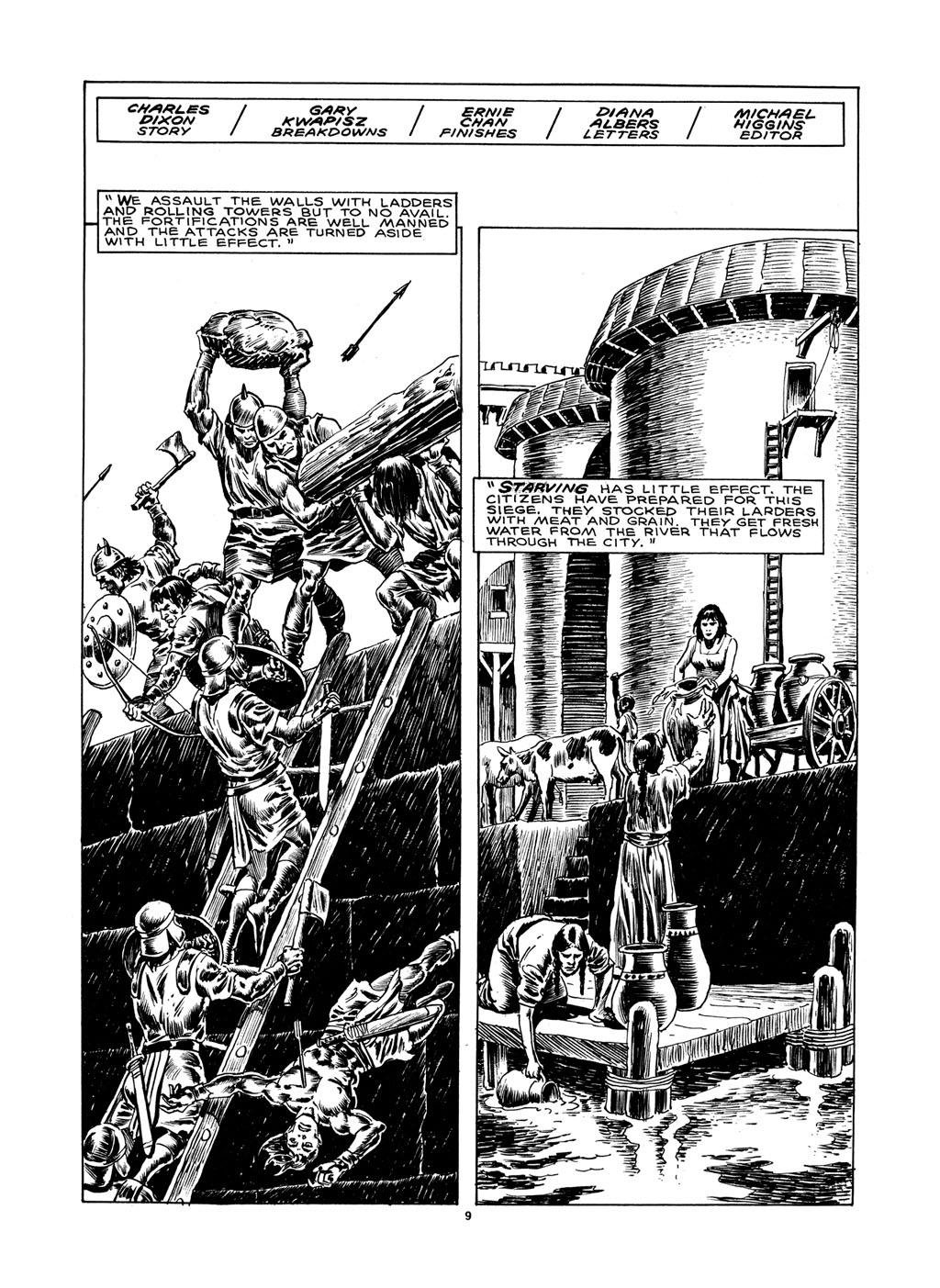 The Savage Sword Of Conan Issue #148 #149 - English 9