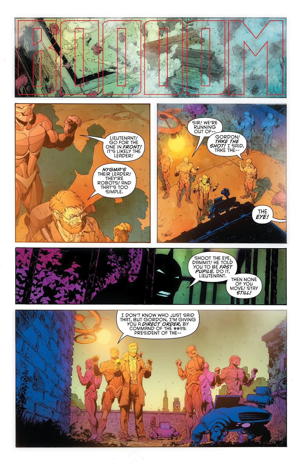 Batman (2011) Issue #30 #49 - English 21