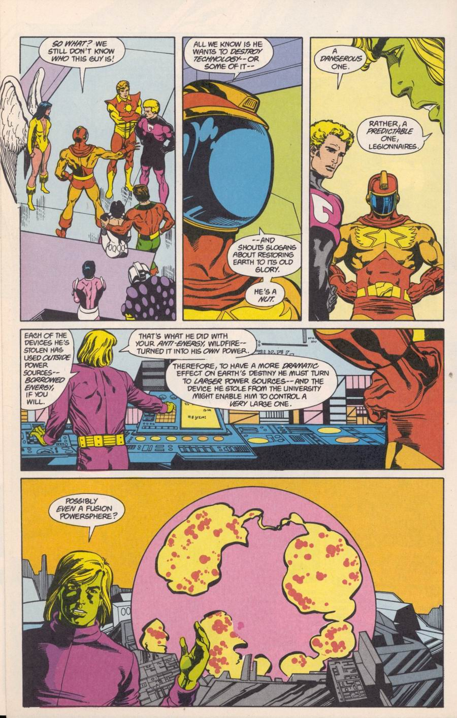 Tales of the Legion Issue #347 #34 - English 15