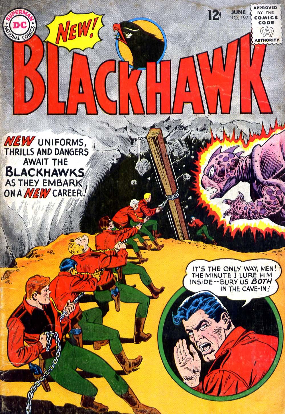 Blackhawk (1957) 197 Page 1