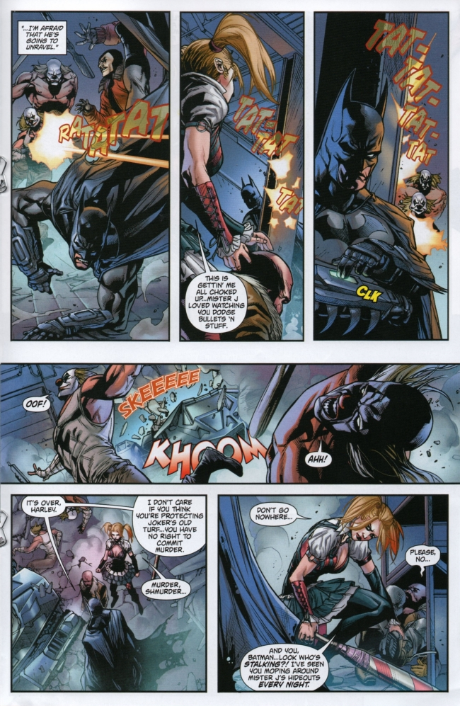Batman: Arkham Knight [I] Issue #0 #2 - English 9