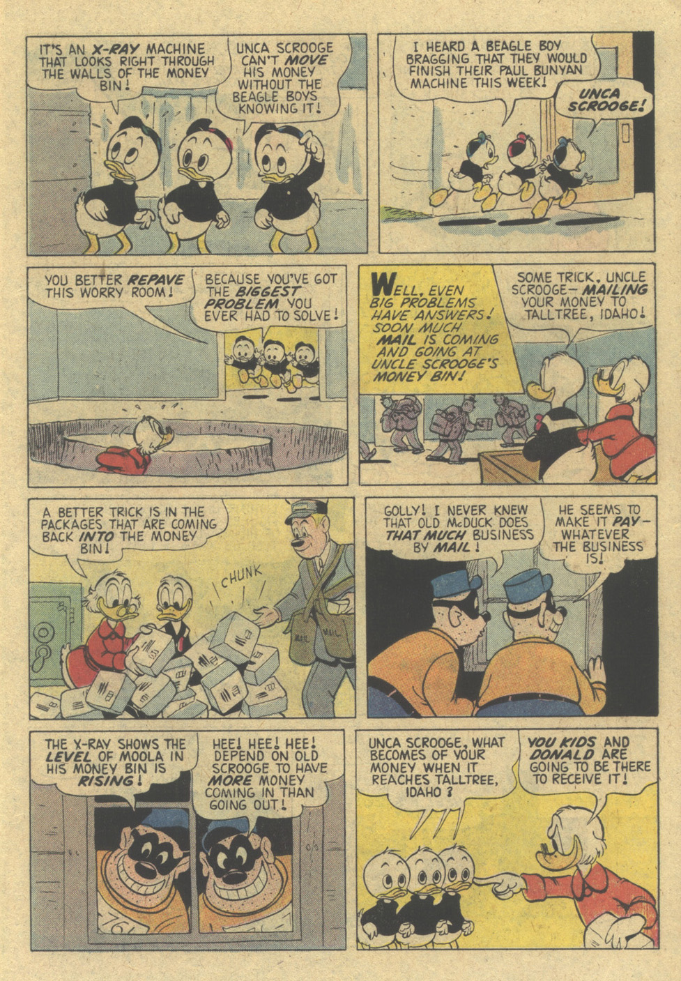 Uncle Scrooge (1953) Issue #144 #144 - English 11