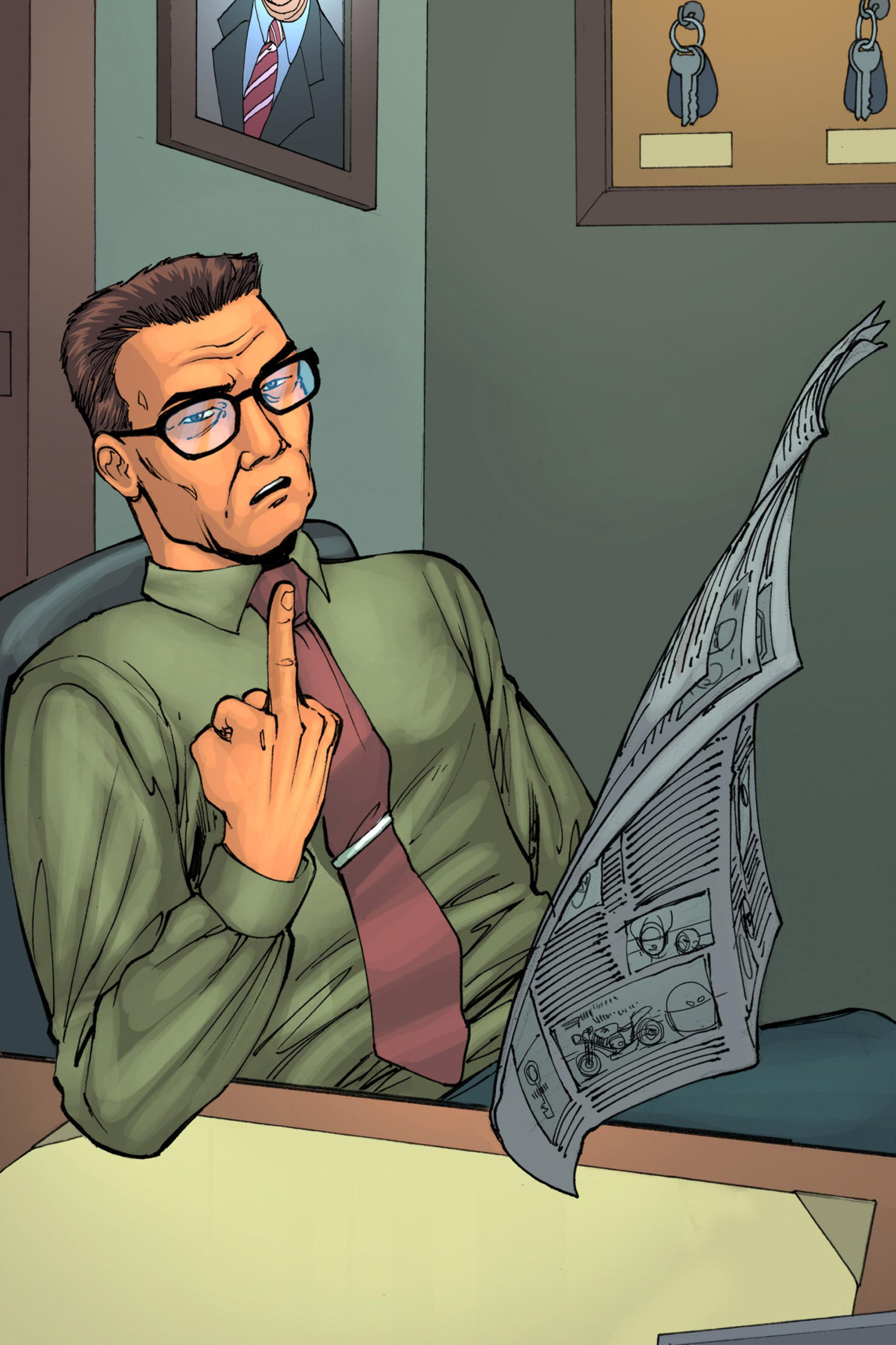 Read online Z-Men comic -  Issue #1 - 64