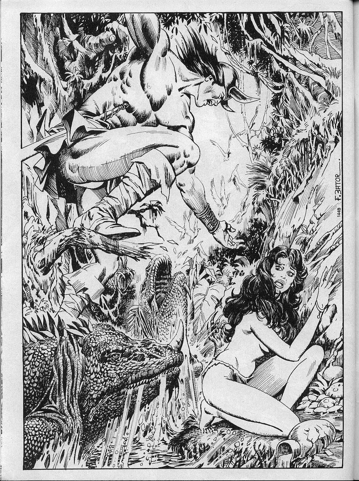 The Savage Sword Of Conan Issue #200 #201 - English 62