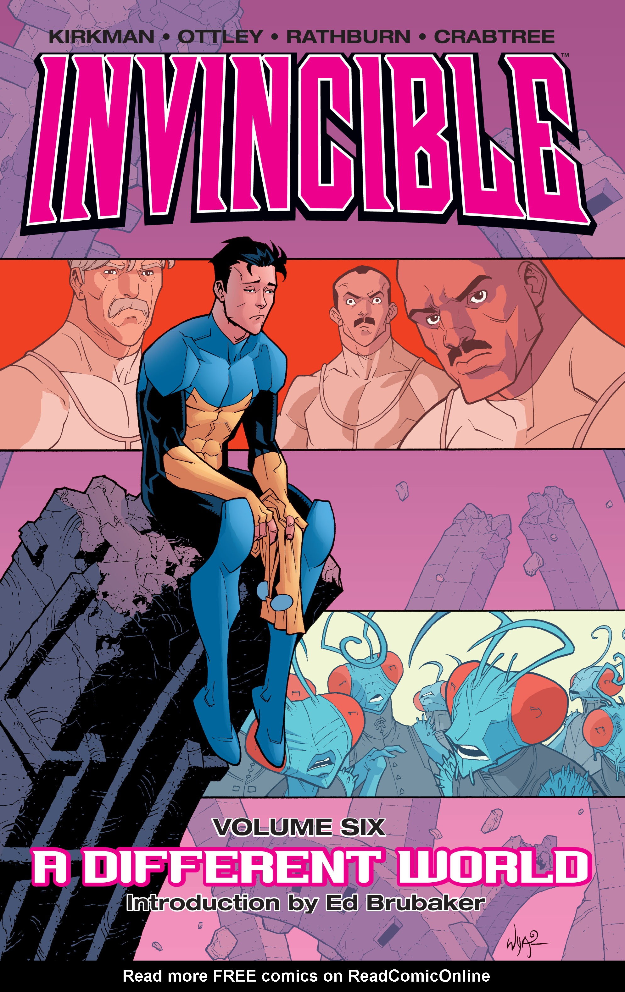 Invincible _TPB_6_-_A_Different_World Page 0