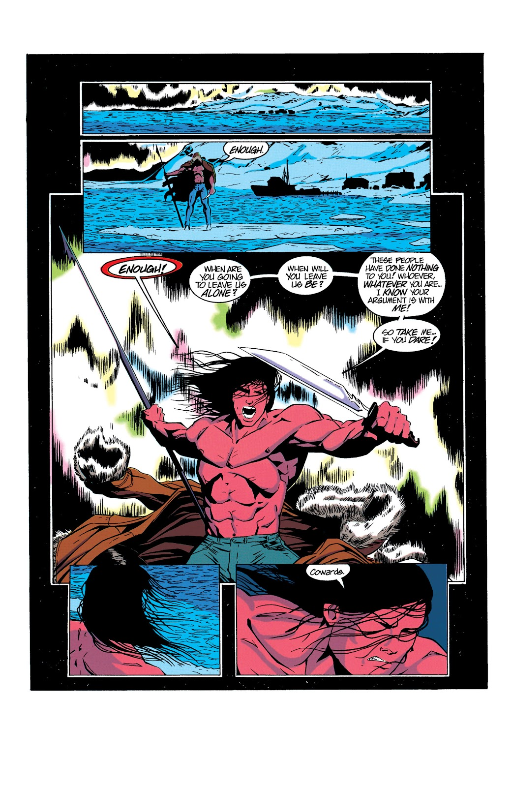 Aquaman (1994) Issue #5 #11 - English 2