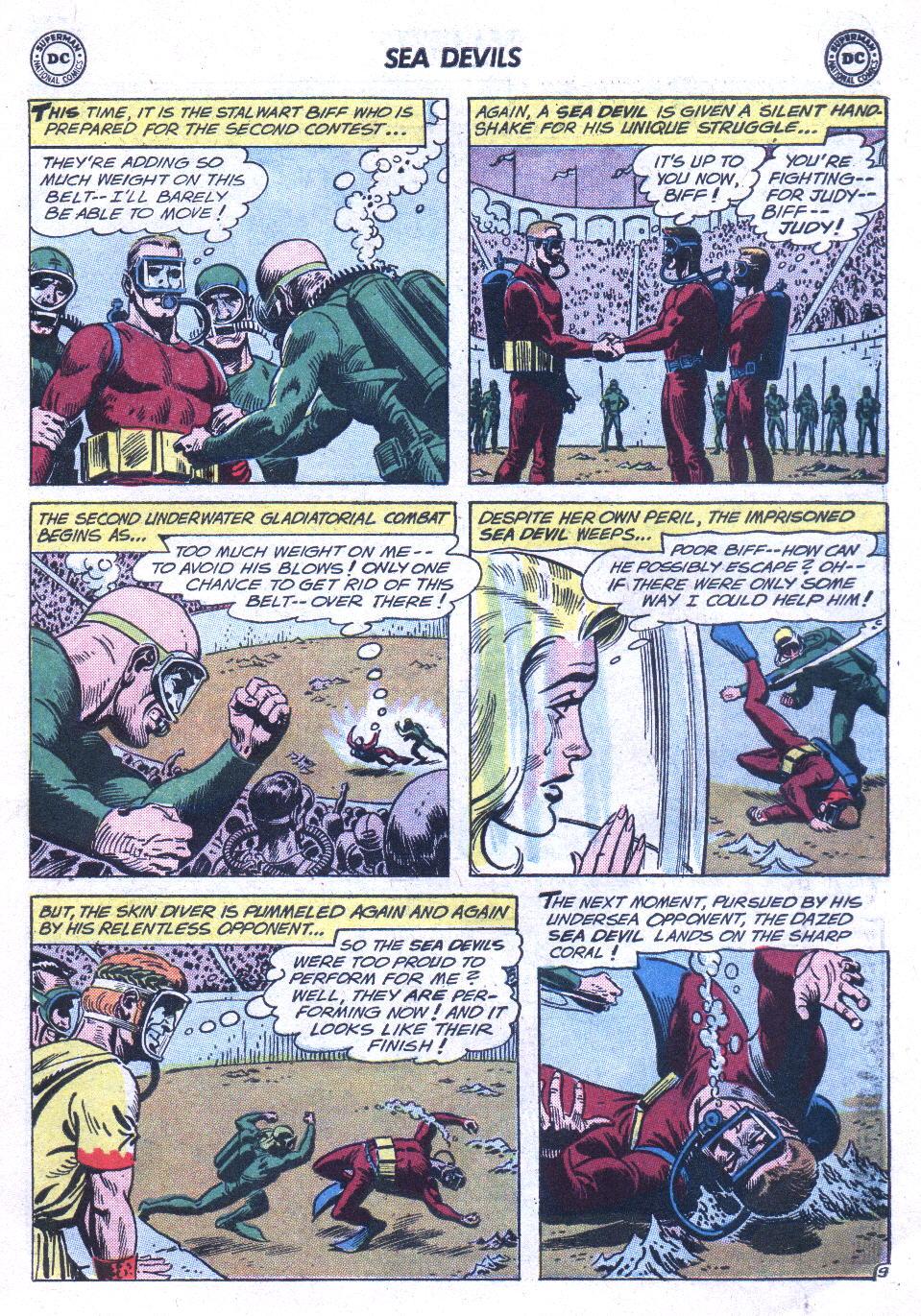 Read online Sea Devils comic -  Issue #3 - 12