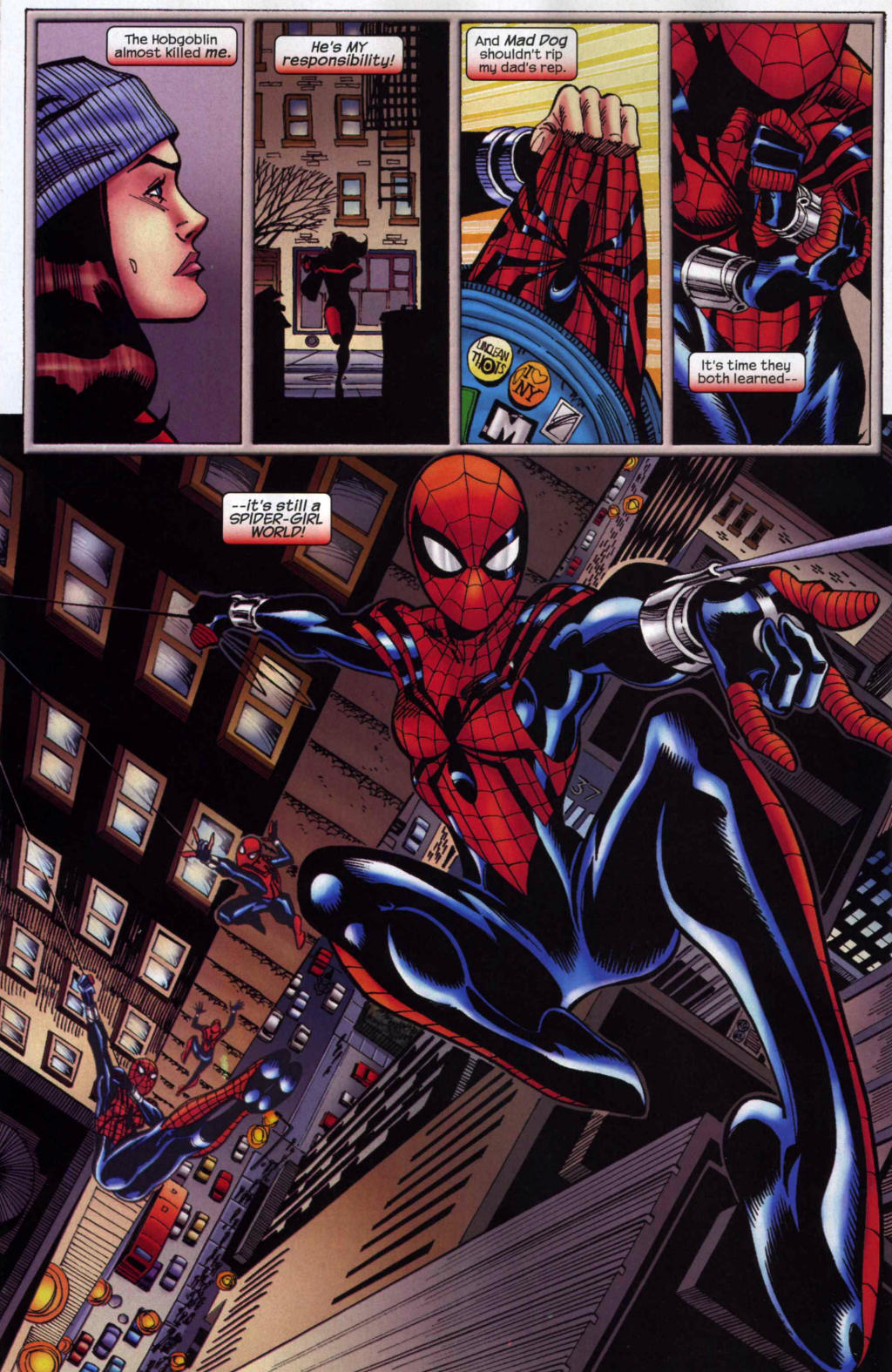 Amazing Spider-Girl Issue #4 #5 - English 16