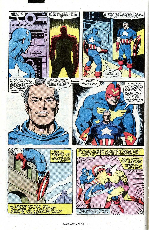 Captain America (1968) _Annual 6 #6 - English 22