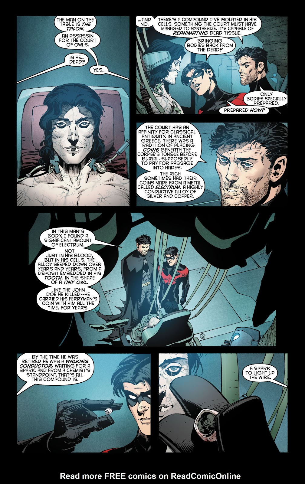 Batman (2011) _TPB 1 #1 - English 150