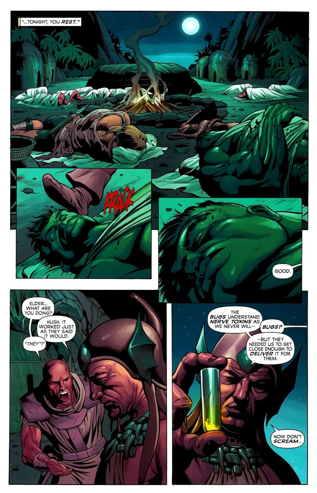 Incredible Hulks (2010) Issue #623 #13 - English 19
