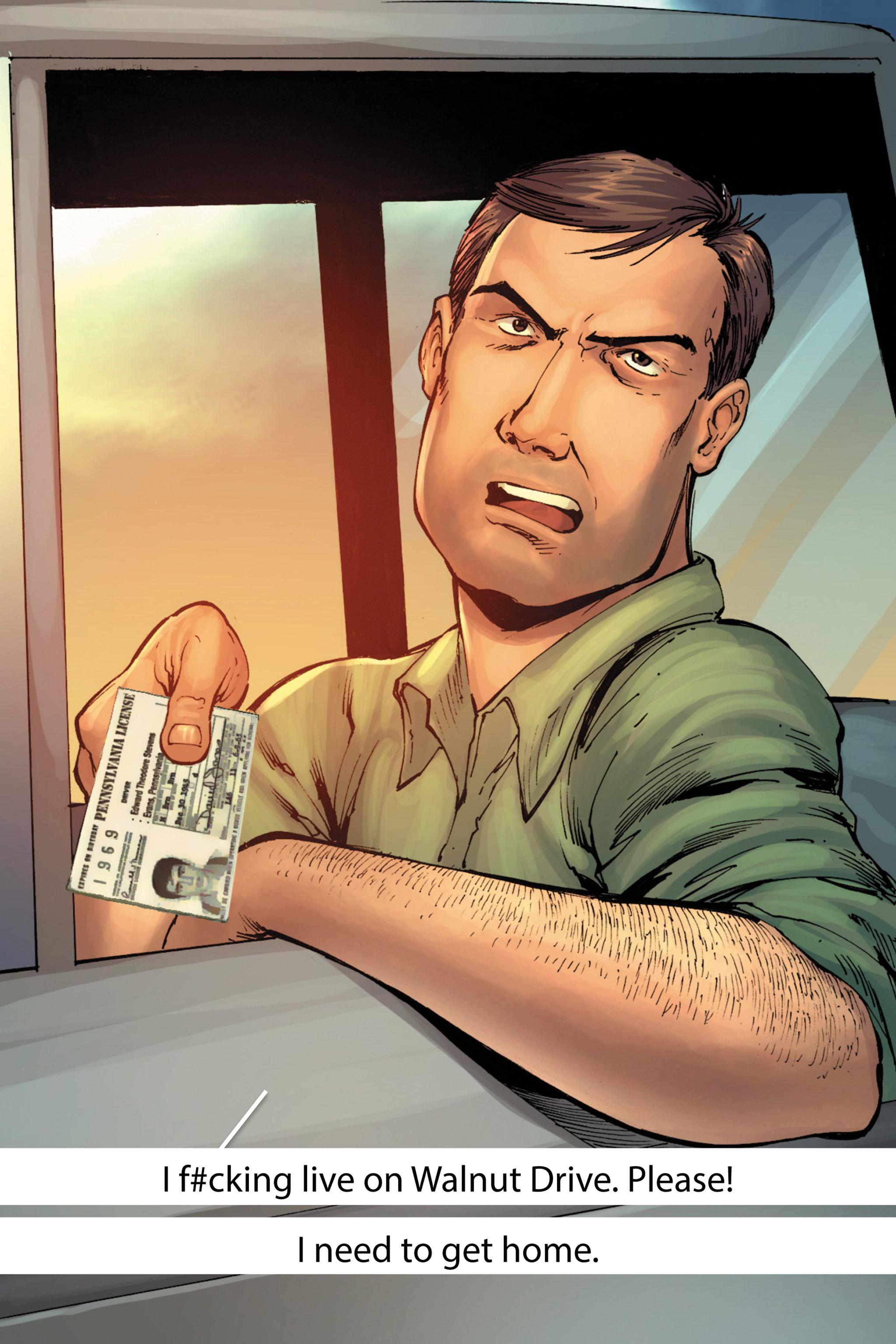 Read online Z-Men comic -  Issue #1 - 8