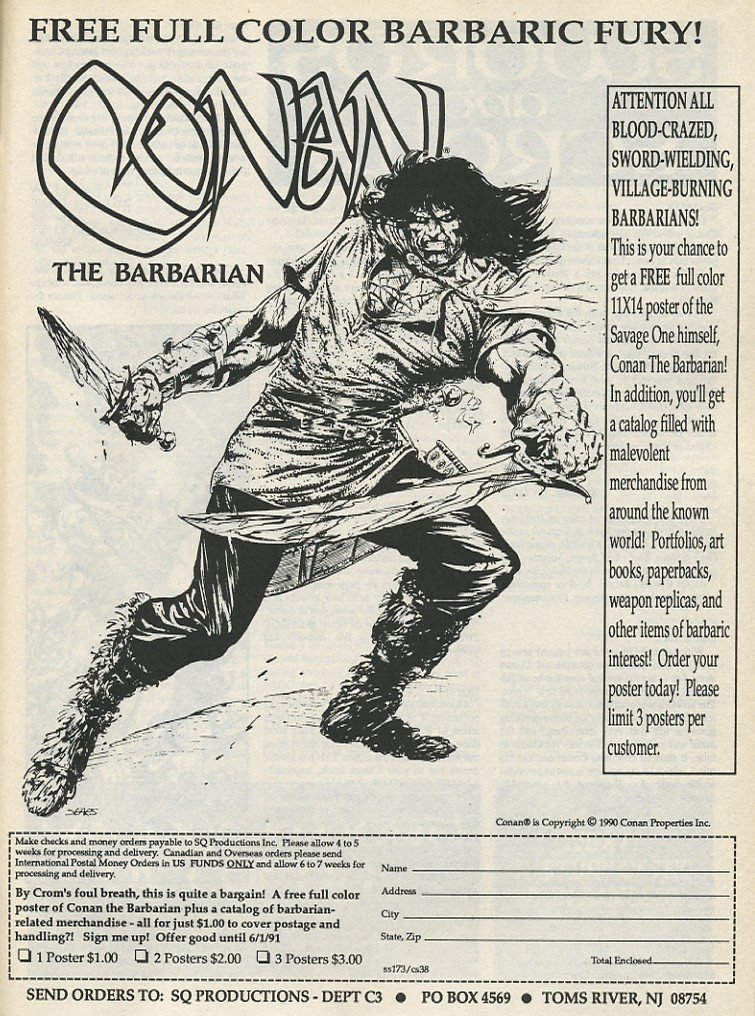 The Savage Sword Of Conan Issue #178 #179 - English 63