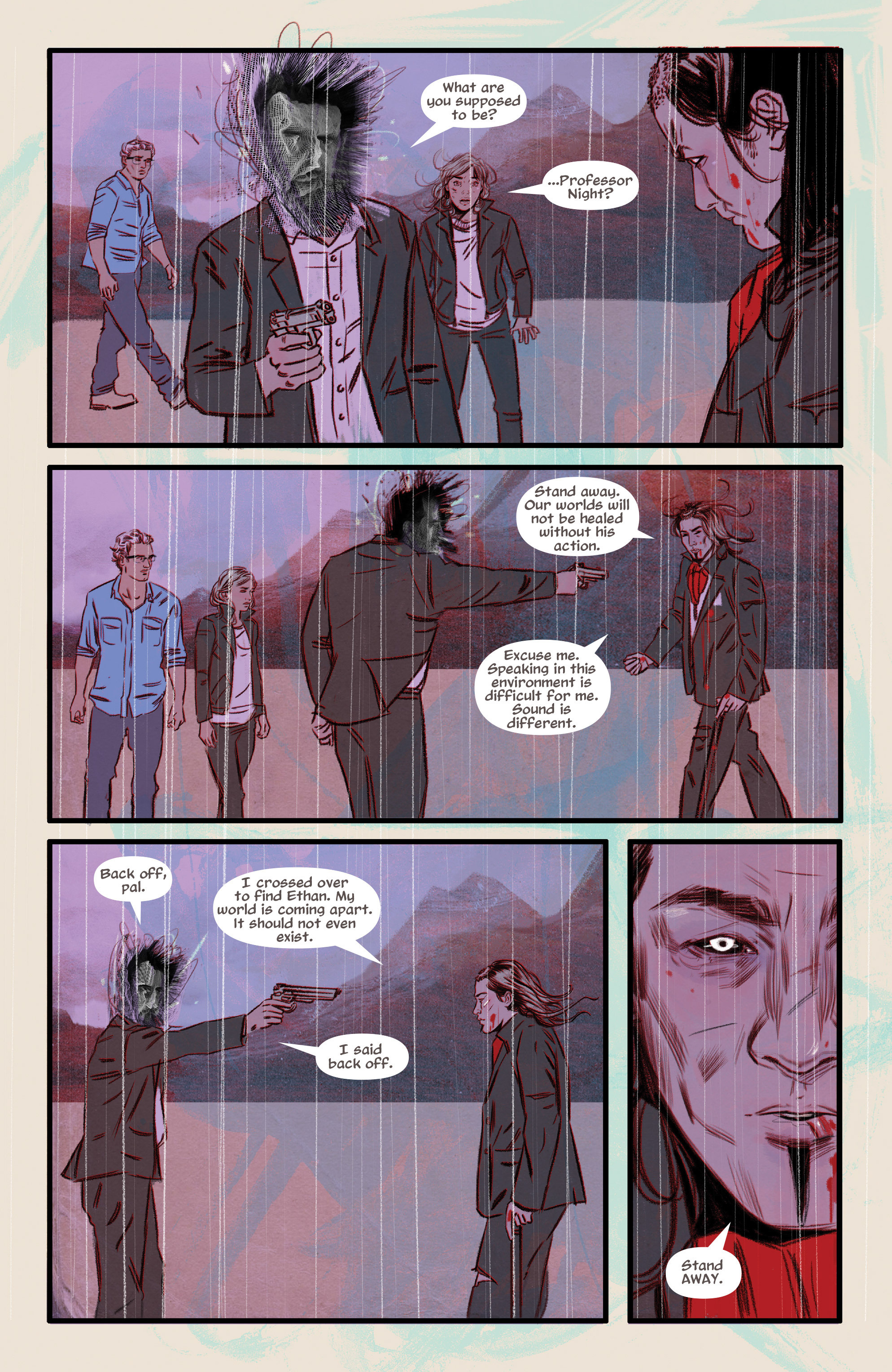 Read online Supreme Blue Rose comic -  Issue #7 - 12