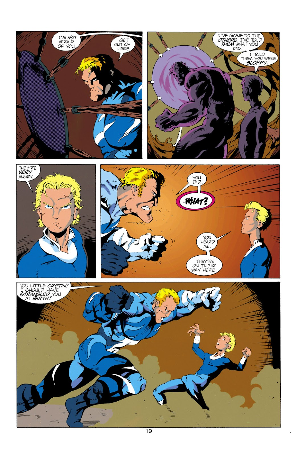 Aquaman (1994) Issue #12 #18 - English 20