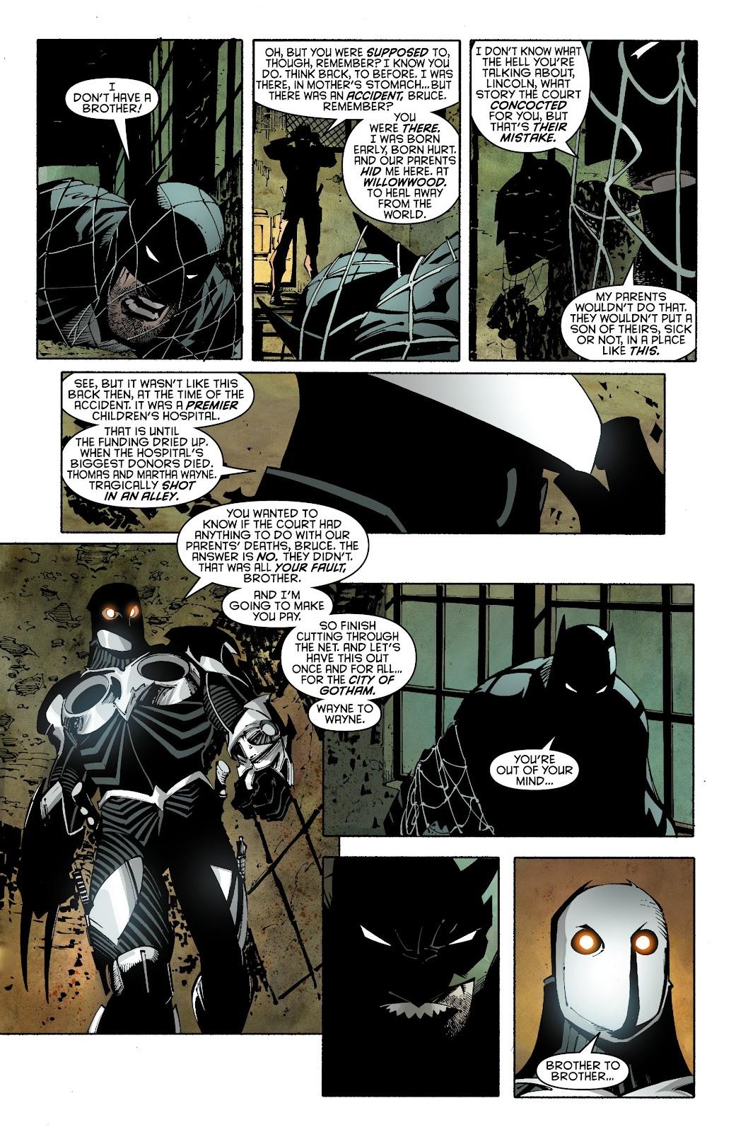 Batman (2011) Issue #10 #25 - English 21