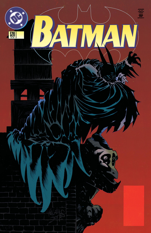 Batman (1940) 520 Page 1