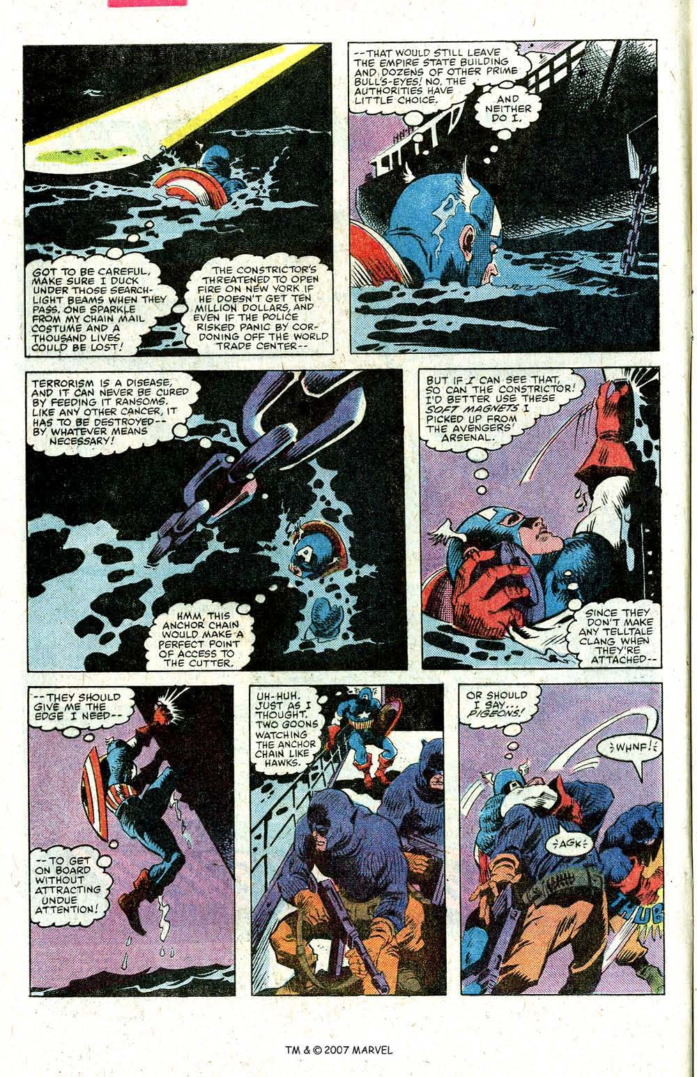 Captain America (1968) _Annual 5 #5 - English 4