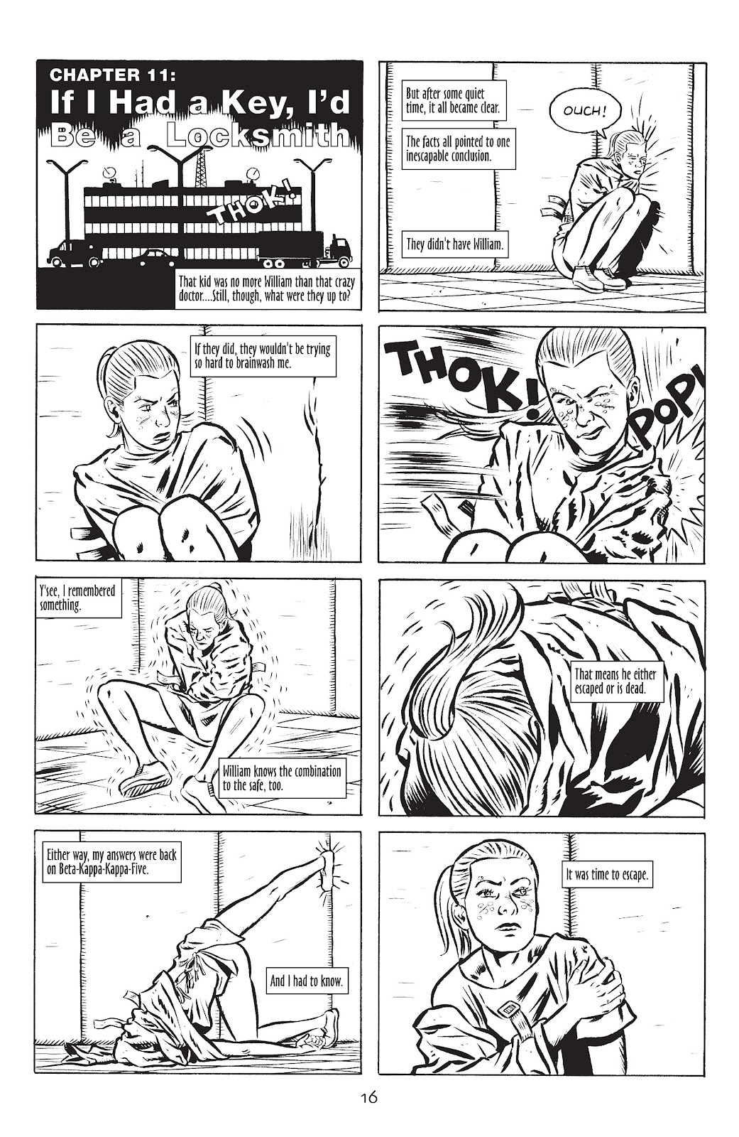 Stray Bullets Issue #26 #26 - English 18