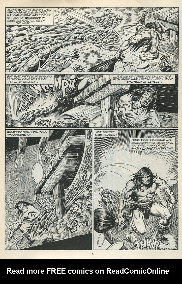 The Savage Sword Of Conan Issue #174 #175 - English 7