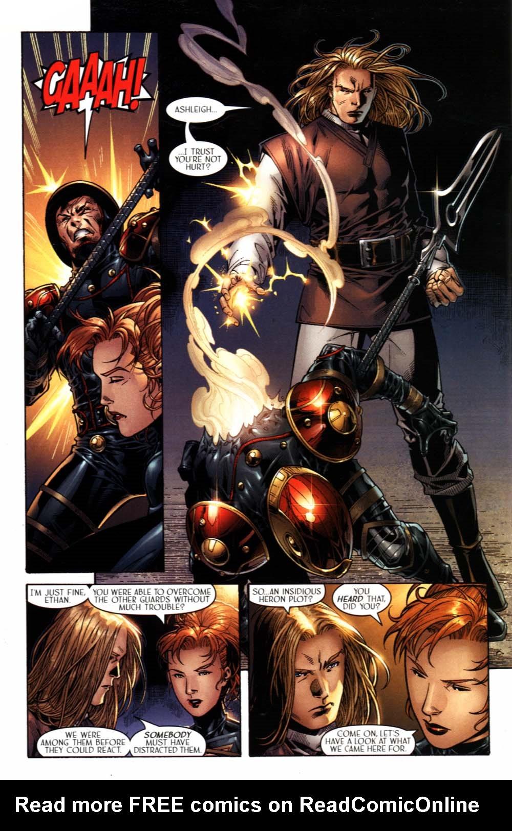 Read online Scion comic -  Issue #20 - 10
