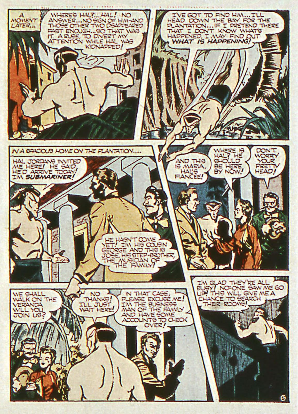 Sub-Mariner Comics Issue #16 #16 - English 19