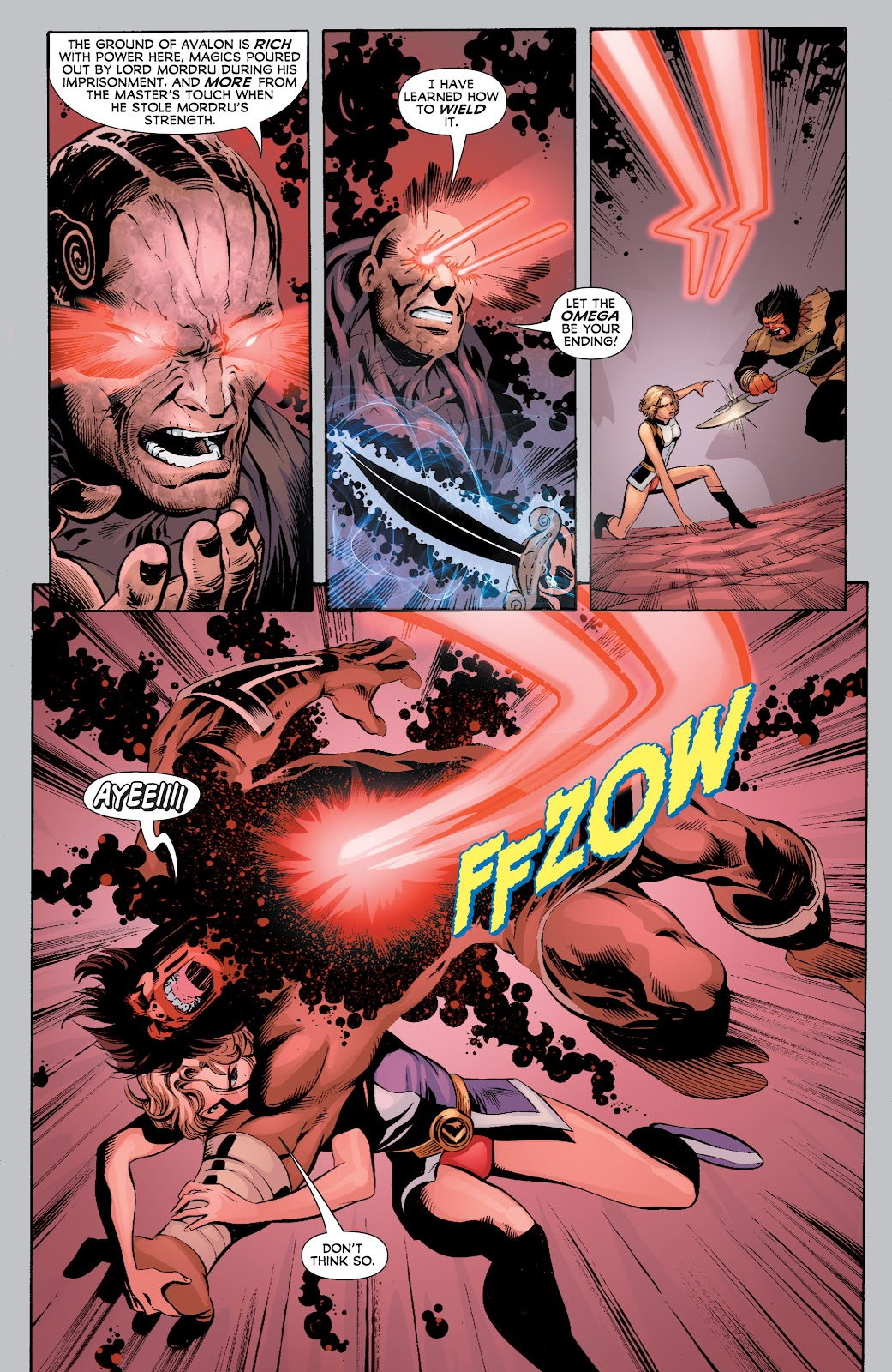 Legion of Super-Heroes (2010) Issue #4 #5 - English 21