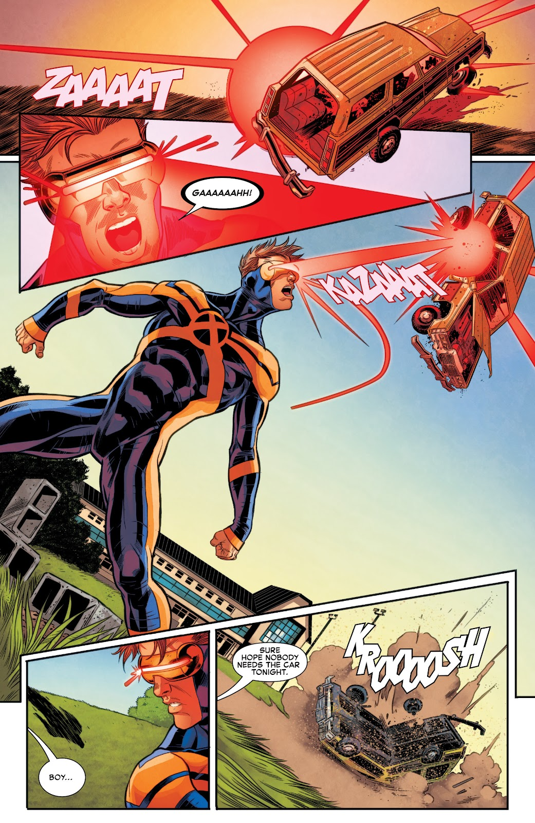 All-New X-Men (2016) Issue #19 #21 - English 6