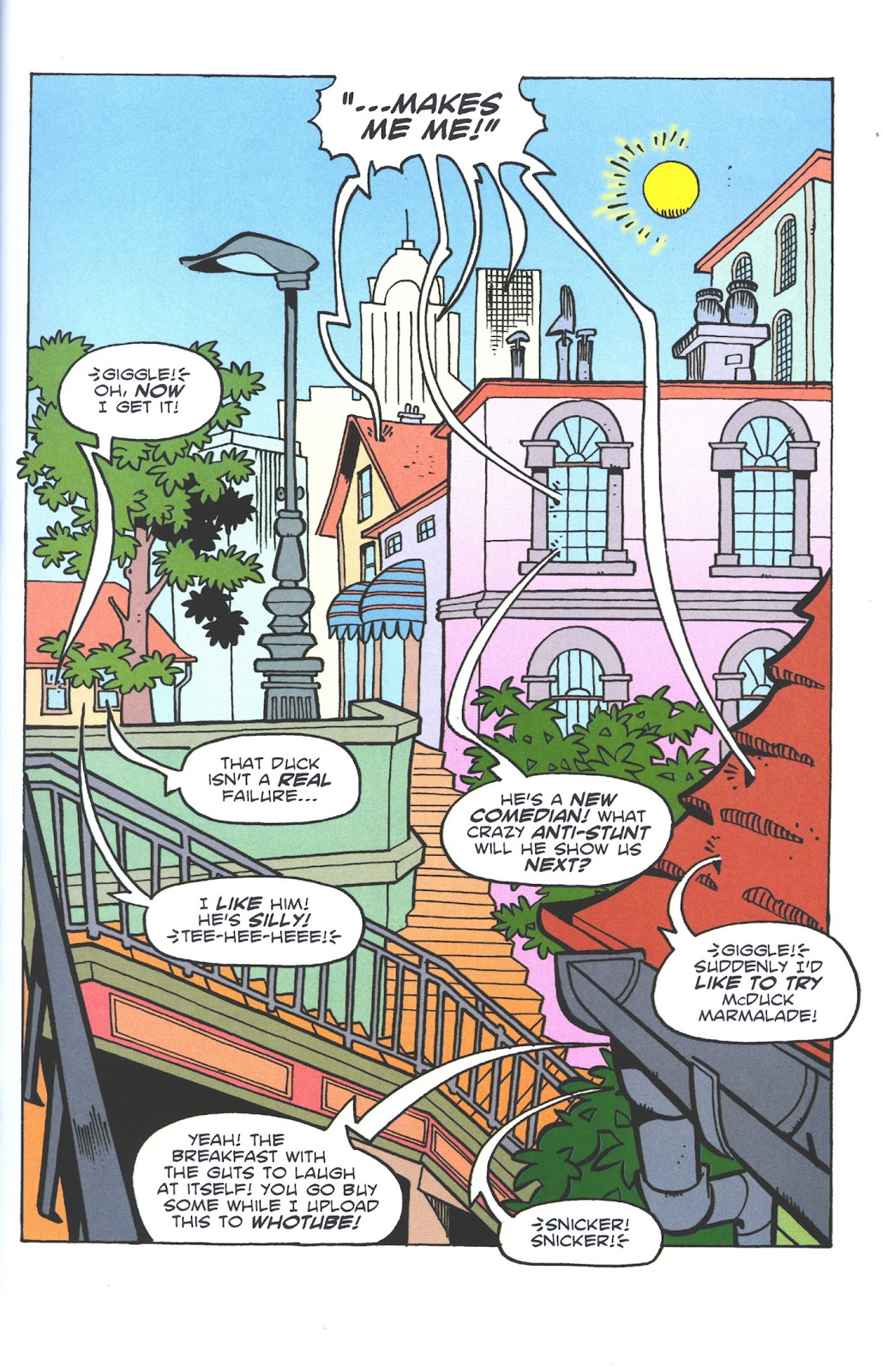 Uncle Scrooge (1953) Issue #381 #381 - English 17