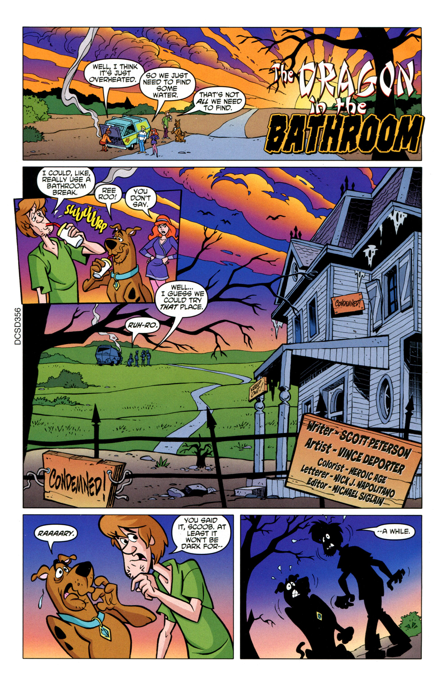 Read online Scooby-Doo: Where Are You? comic -  Issue #21 - 26
