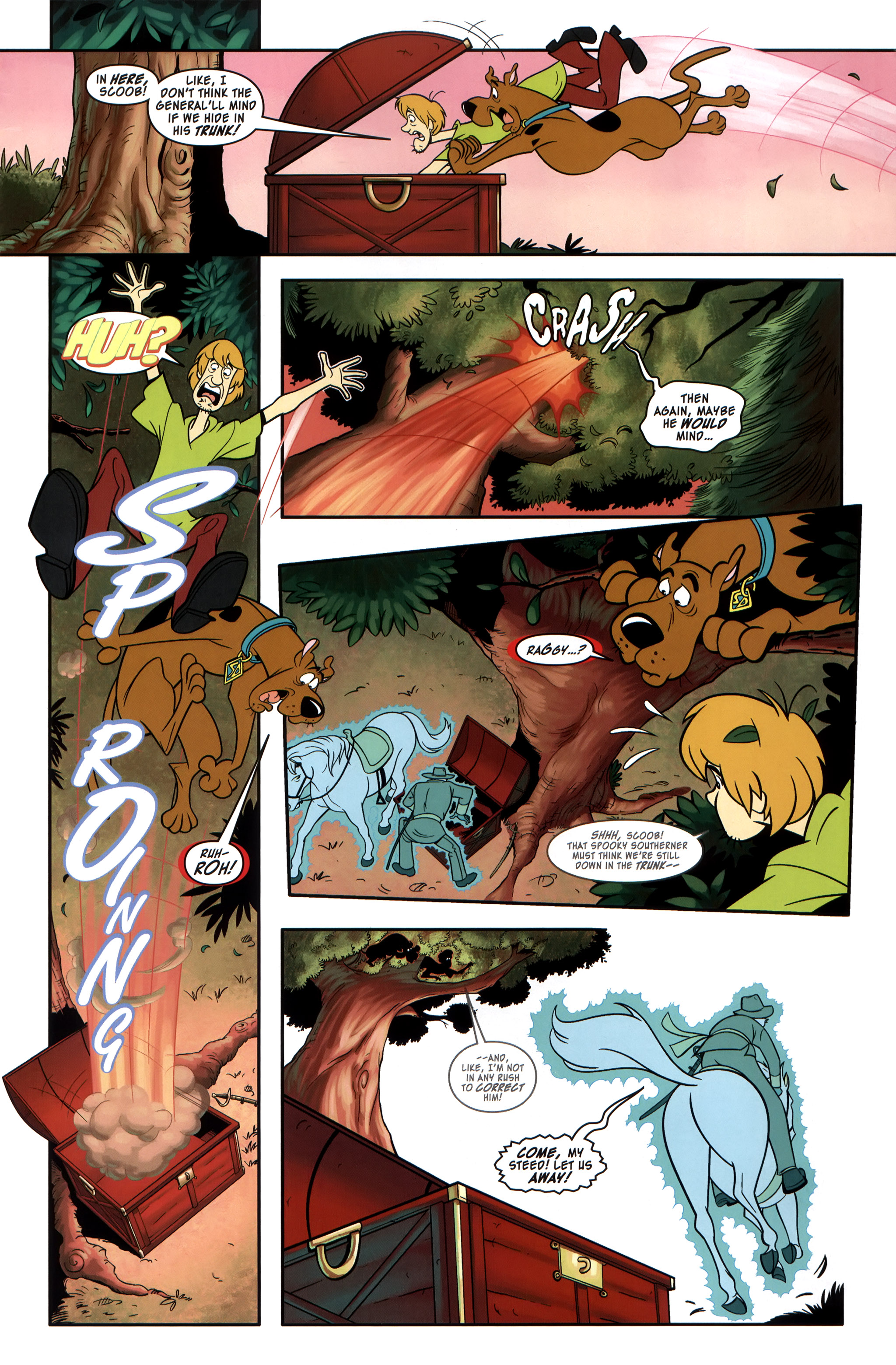 Read online Scooby-Doo: Where Are You? comic -  Issue #35 - 5